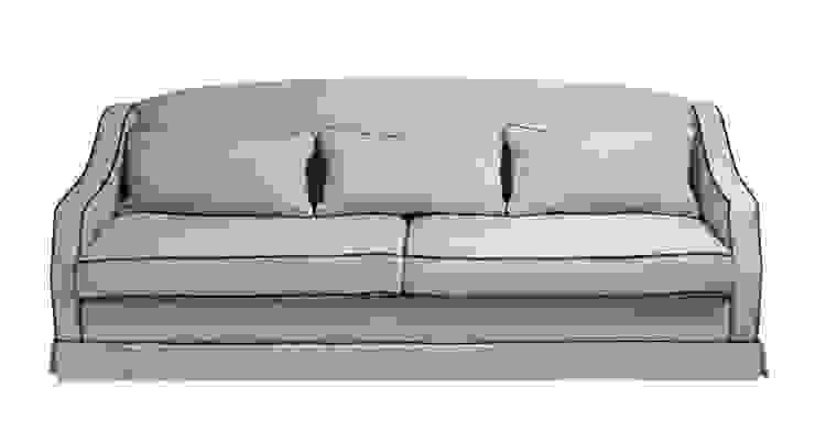 Диван Prinston Sofa S022-B от LeHome Interiors Классический Дерево Эффект древесины