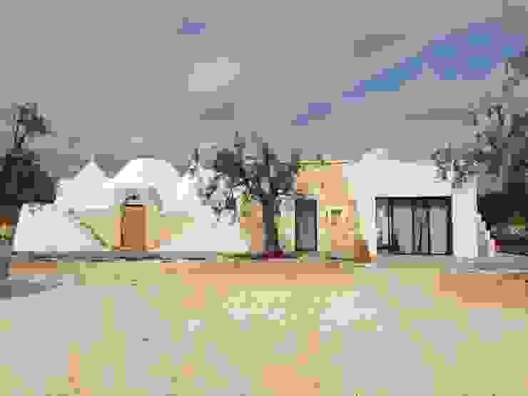 Casas mediterrâneas por architetto Lorella Casola Mediterrâneo