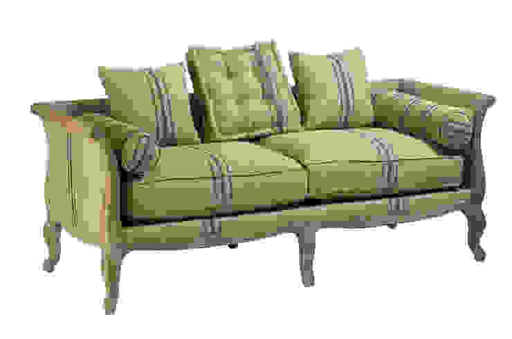 Диван Belvidere Sofa S024 от LeHome Interiors Классический Дерево Эффект древесины