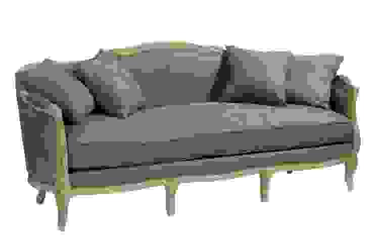 Диван Longwood Sofa S025 от LeHome Interiors Классический Дерево Эффект древесины