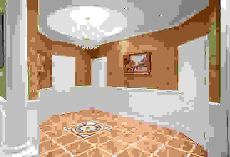Шоу-рум Коридор, прихожая и лестница в классическом стиле от Дизайн студия Александра Скирды ВЕРСАЛЬПРОЕКТ Классический