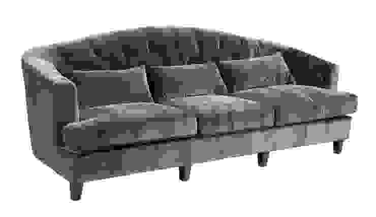 Диван Versailles Sofa S026 от LeHome Interiors Классический Дерево Эффект древесины