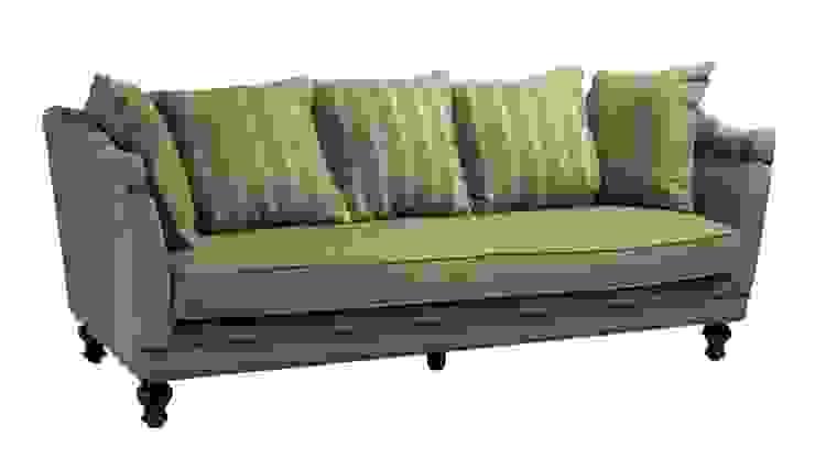 Диван Willson Sofa S027 от LeHome Interiors Классический Дерево Эффект древесины
