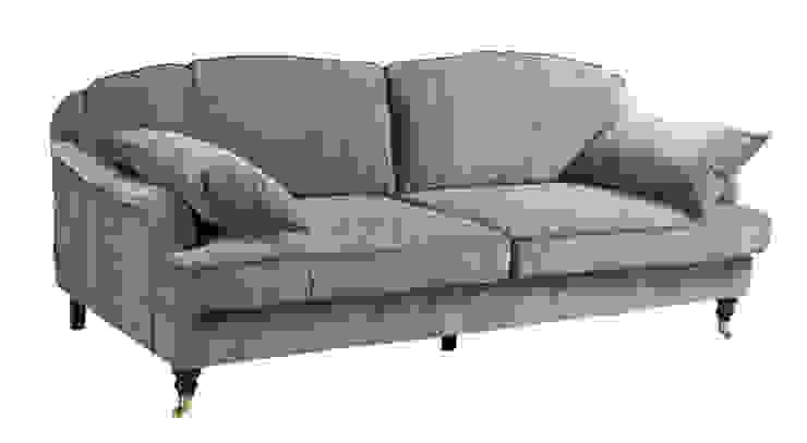 Диваны Rochester Sofa S047 от LeHome Interiors Классический Дерево Эффект древесины