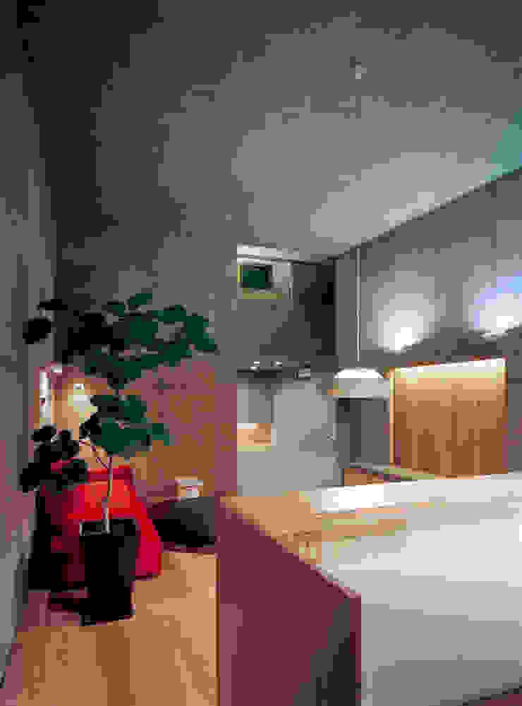 Modern Yemek Odası 桐山和広建築設計事務所 Modern