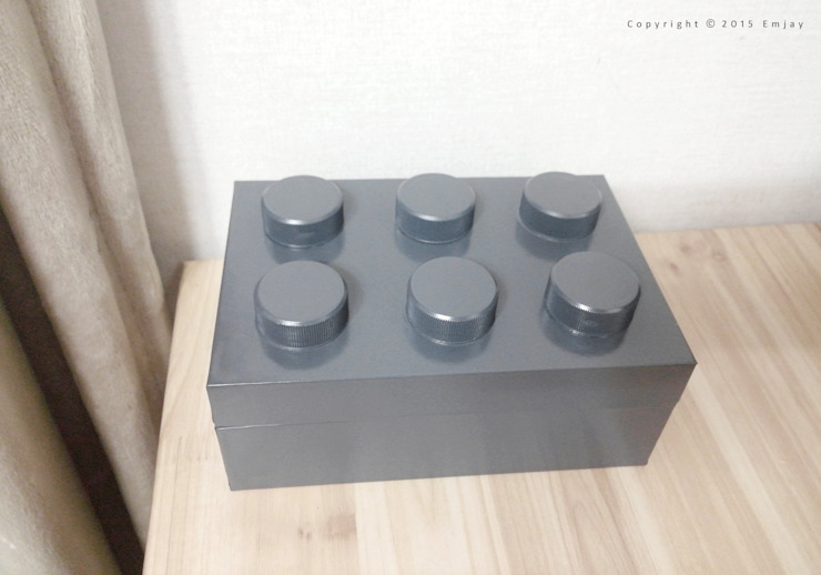 DIY 레고 스토리지 : Studio501의 현대 ,모던