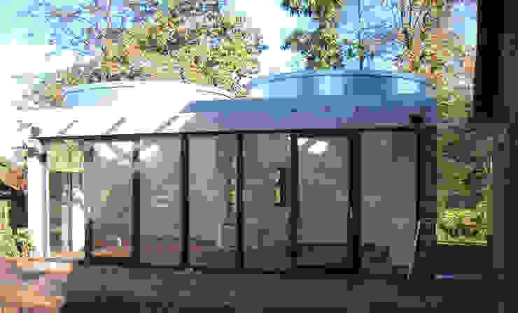 Escritórios modernos por SL atelier voor architectuur Moderno