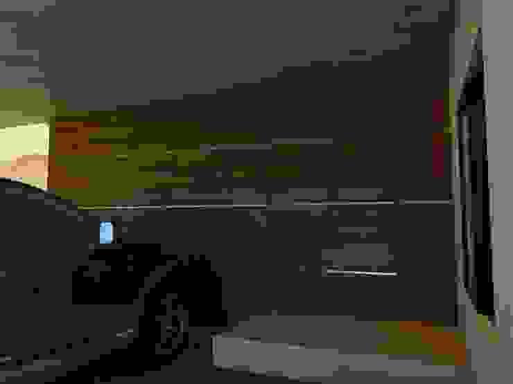 Remodelación Casa Lomas de Arbide Garajes modernos de Flores Rojas Arquitectura Moderno