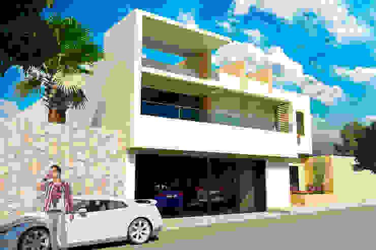 Remodelación Casa Lomas de Arbide Casas modernas de Flores Rojas Arquitectura Moderno