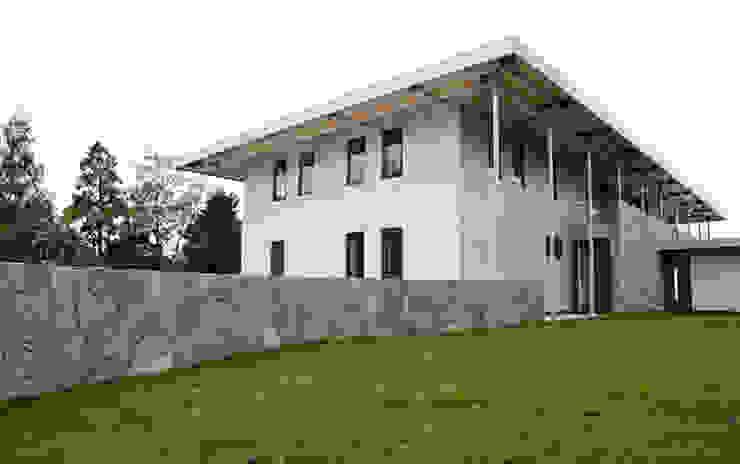 Дома в стиле модерн от SL atelier voor architectuur Модерн