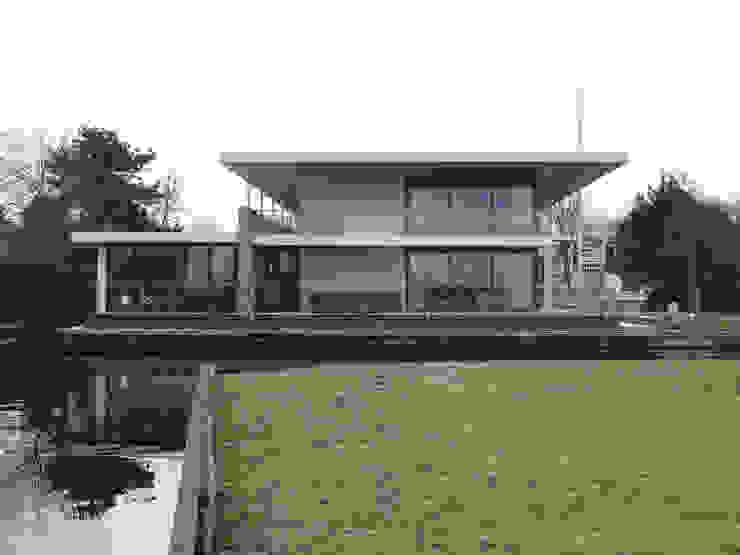 Modern Houses by SL atelier voor architectuur Modern