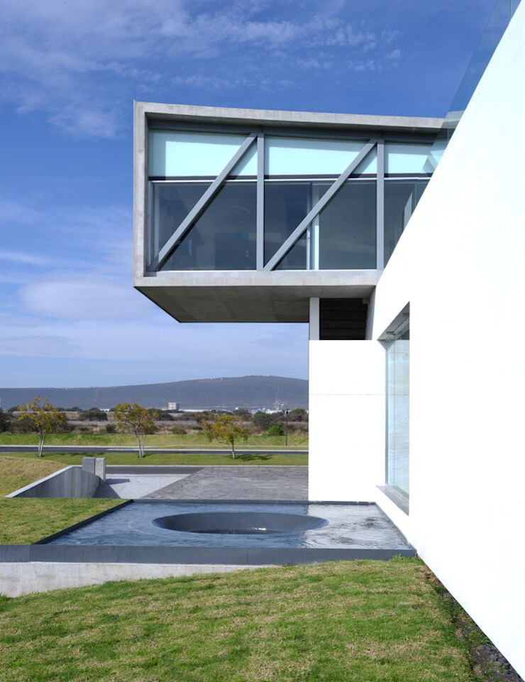 Campanario Casas modernas de AXD Arquitectos Moderno