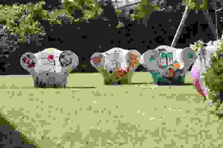 Jardines de estilo  por Salvatore Indriolo