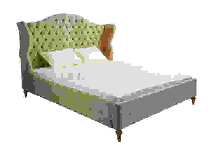 Кровать Lord Bed B006 от LeHome Interiors Классический Дерево Эффект древесины