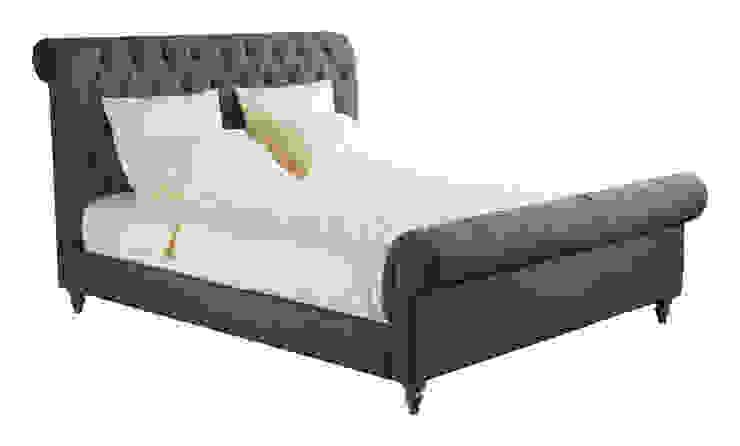 Кровать Chester House Bed B005 от LeHome Interiors Классический Дерево Эффект древесины
