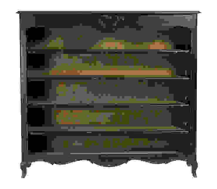 Книжный шкаф Louise French Bookcase L010 от LeHome Interiors Классический Дерево Эффект древесины