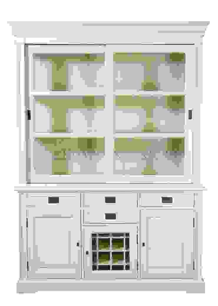 Шкаф Keywest Oak Cupboard L013 от LeHome Interiors Классический Дерево Эффект древесины