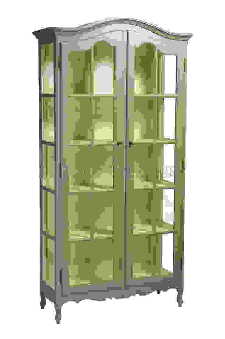 Шкаф Royal French Bookcase L048 от LeHome Interiors Классический Дерево Эффект древесины