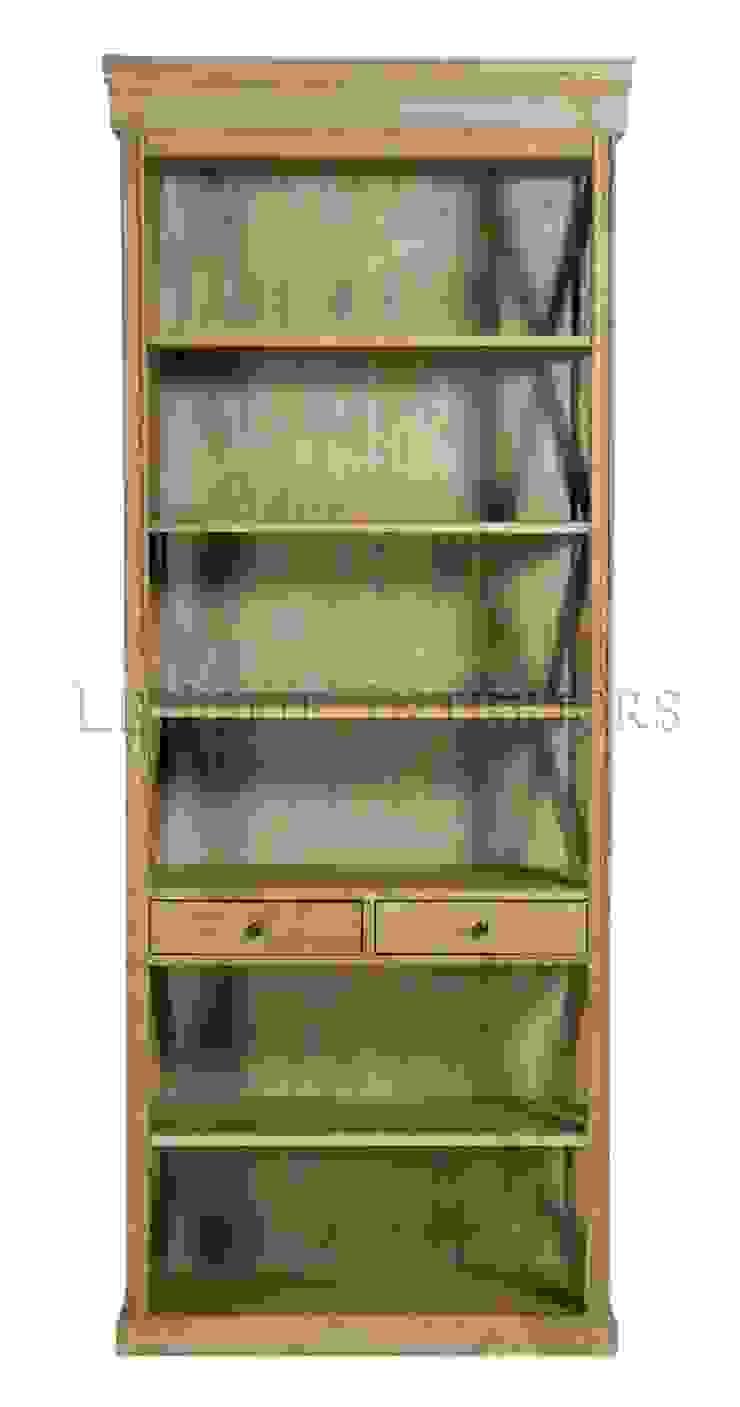 Шкаф Riviere Cross Frame Bookcase L052 от LeHome Interiors Классический Дерево Эффект древесины