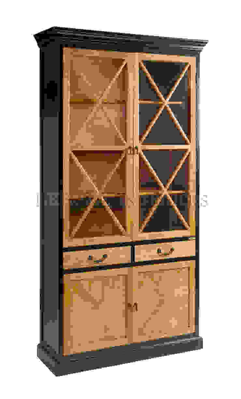 Шкаф L092 от LeHome Interiors Классический Дерево Эффект древесины