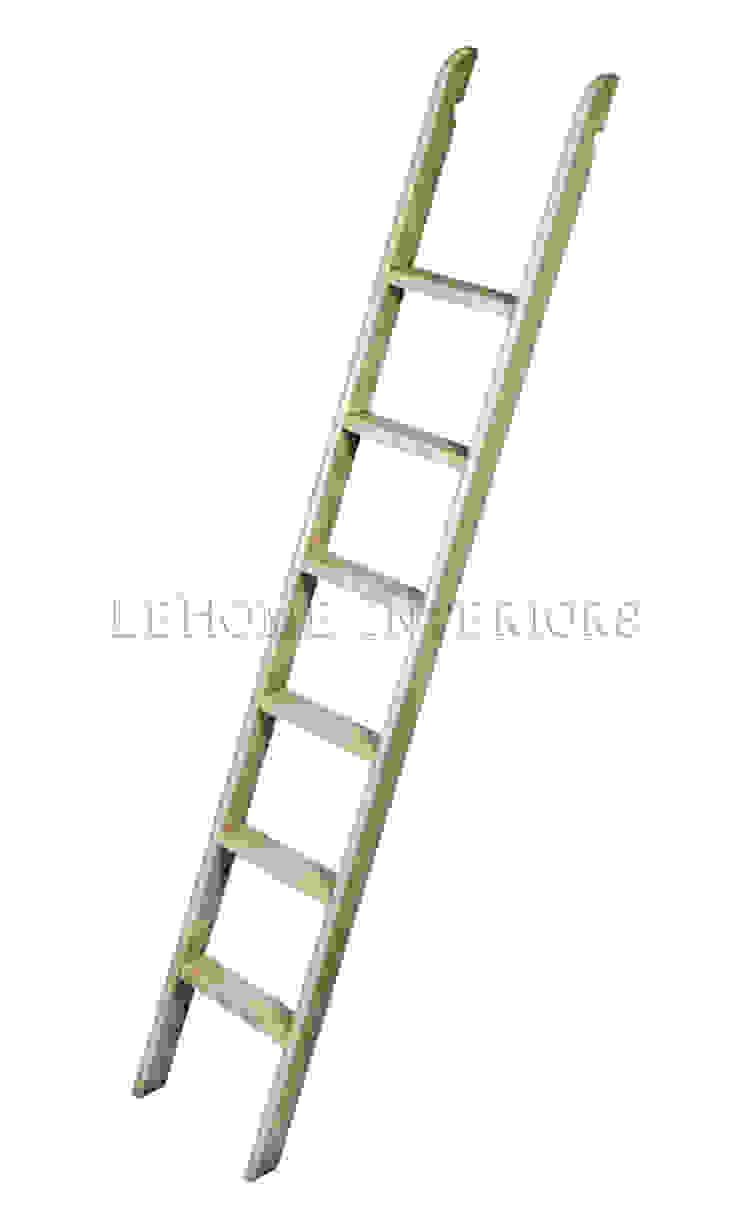 Лестница V873 от LeHome Interiors Классический Дерево Эффект древесины