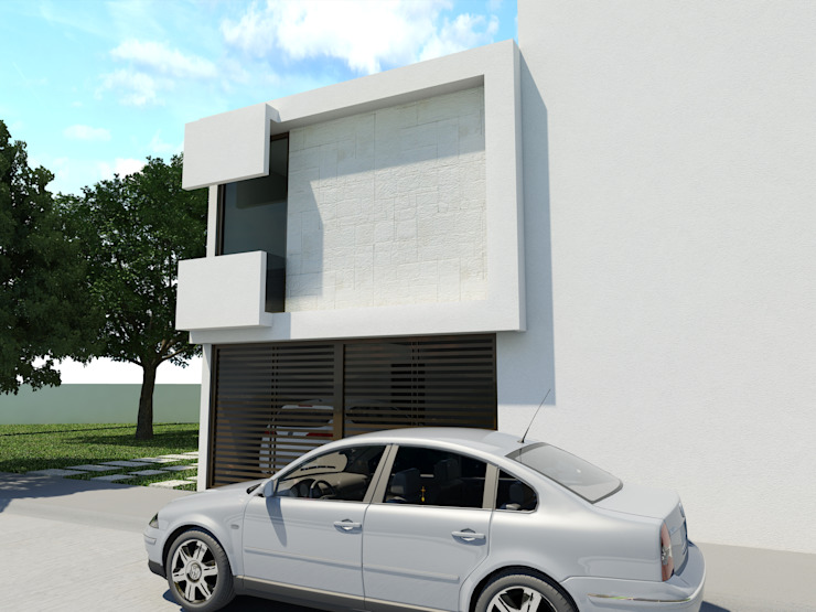 by Flores Rojas Arquitectura