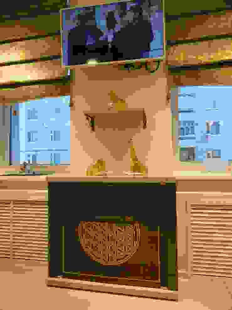Дизайн интерьера магазина элитной посуды от MARIA MELNICOVA студия SIERRA Классический