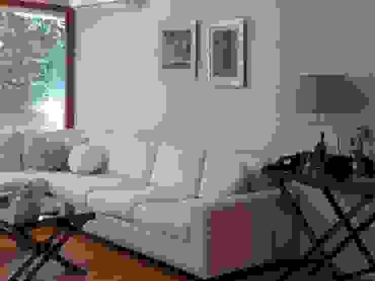 ETİLER KONUT Modern Oturma Odası GENT İÇ MİMARLIK Modern