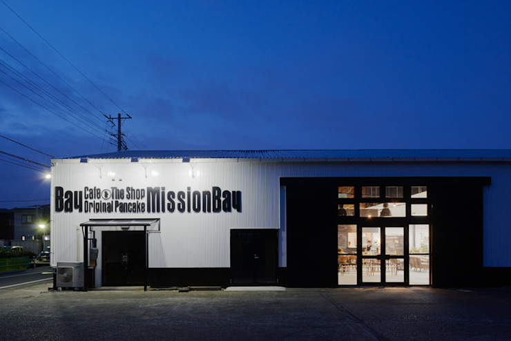 Mission Bay インダストリアルな 家 の LINEs AND ANGLEs inc. インダストリアル 鉄/鋼