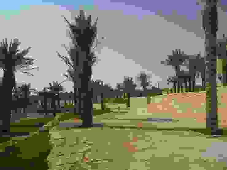 Event Venue Gaya Mediteran Oleh MK2 international landscape architects Mediteran