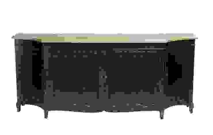 Буфет Verden Carved Sideboard D016 от LeHome Interiors Классический Дерево Эффект древесины
