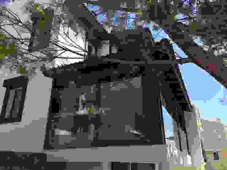 Modern Houses by D'arc Tasarım Modern Aluminium/Zinc