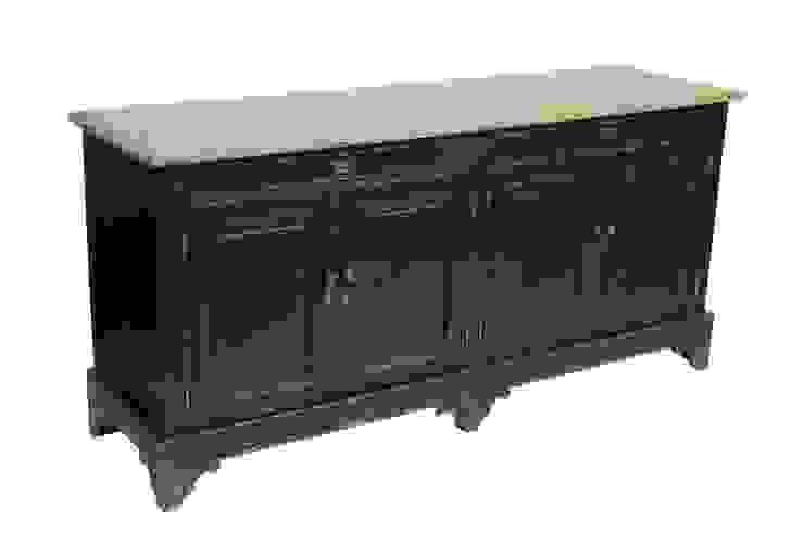 Сервант Verden Classical Sideboard D037 от LeHome Interiors Классический Дерево Эффект древесины