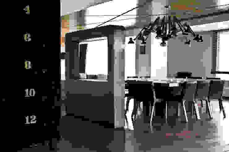 STUDIOROCA Modern dining room