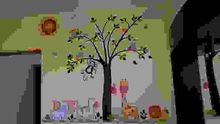 Murales Paredes y pisos de estilo moderno de Decoracion Infantil Decorar-t Kids Moderno