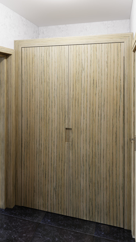 Closet de diesco Moderno Compuestos de madera y plástico