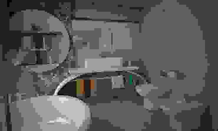 Bagno Bagno moderno di INFO C.E.D. Moderno