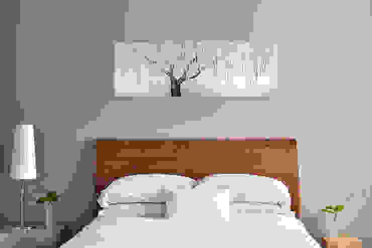 Gemälde & Wandbilder fürs Schlafzimmer von KUNSTLOFT | homify