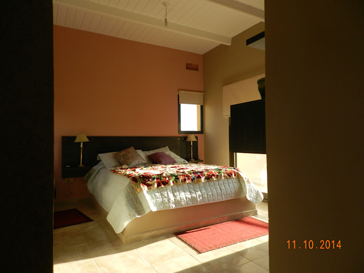 Modern style bedroom by ART quitectura + diseño de Interiores. ARQ SCHIAVI VALERIA Modern