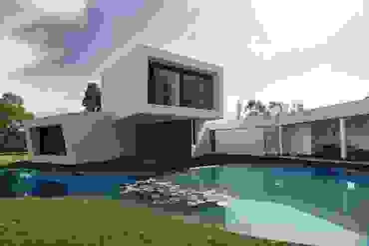 Remy Arquitectos 泳池