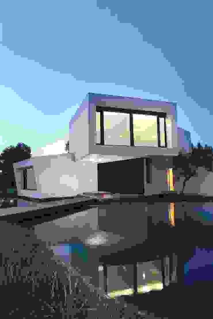 Remy Arquitectos 現代房屋設計點子、靈感 & 圖片