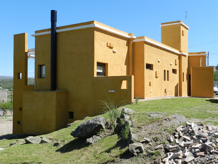 Jardin moderne par ART quitectura + diseño de Interiores. ARQ SCHIAVI VALERIA Moderne