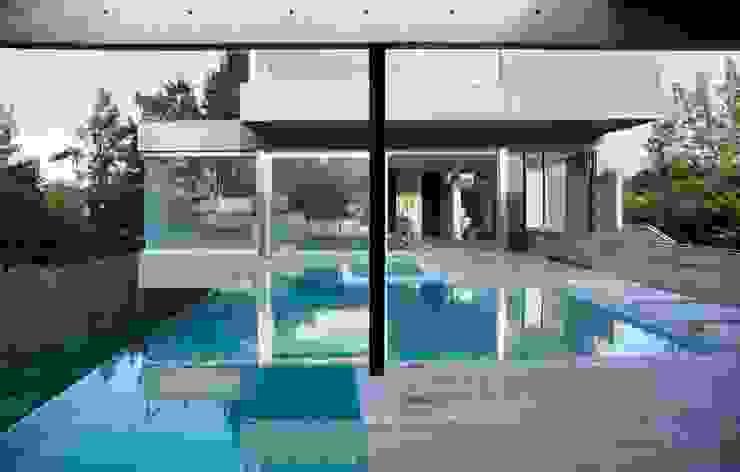Casa Náutica Piletas modernas: Ideas, imágenes y decoración de Remy Arquitectos Moderno