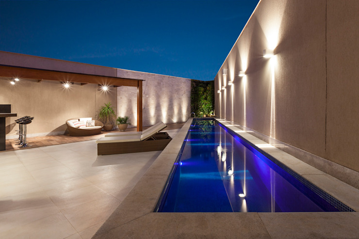 Pool by Estela Netto Arquitetura e Design, Modern