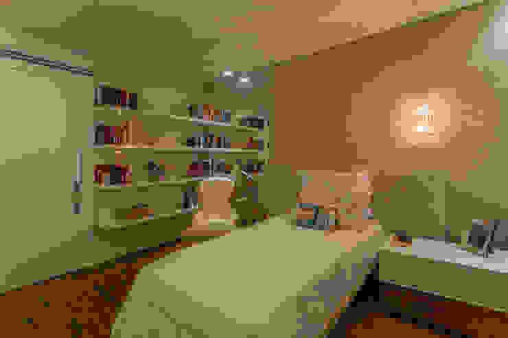 Residência Planalto Quartos modernos por Estela Netto Arquitetura e Design Moderno