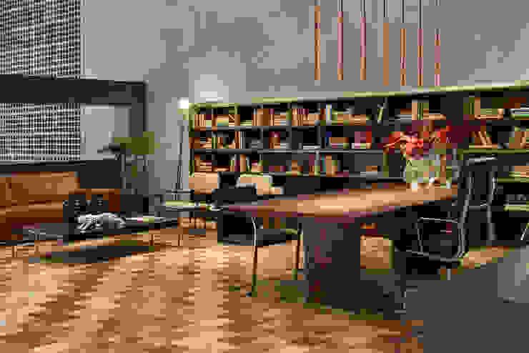 Decora Líder Brasília – Showroom Escritórios modernos por Lider Interiores Moderno