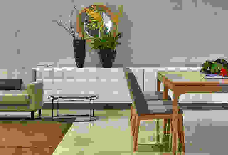Decora Líder Brasília – Showroom Salas de jantar modernas por Lider Interiores Moderno