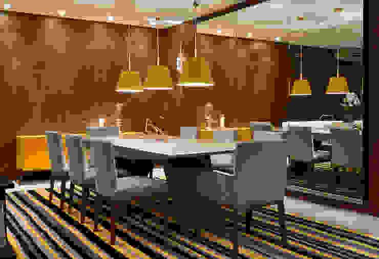 Decora Líder Brasília – Estar e Jantar Salas de jantar modernas por Lider Interiores Moderno