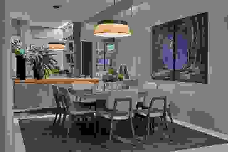 Decora Líder Belo Horizonte – Sala de Jantar Salas de jantar modernas por Lider Interiores Moderno
