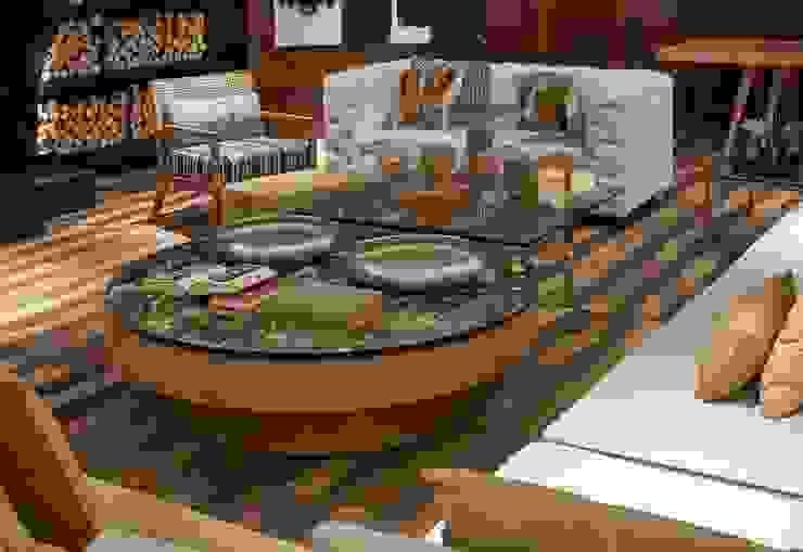 Гостиная в стиле модерн от Lider Interiores Модерн